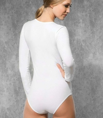 Doreanse Essentials V Yaka Bodysuit 12446